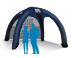 10X10 Inflatable Tent Packages
