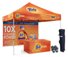 10 X 10 Custom Tent Packages