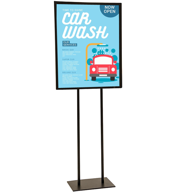 Standing Poster Stand