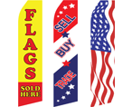 Econo Stock Flags