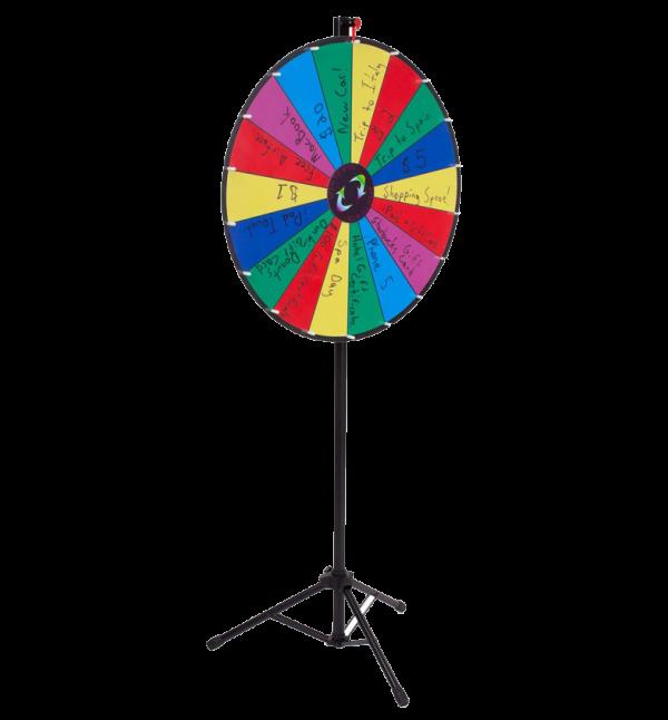 Trade Show Prize Wheel