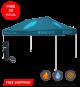 custom printed pop up tents