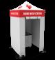 5X5 Hand-Washing / Sanitizing Station