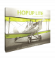 Hopup Lite 10ft Popup Display With Endcap (Straight)