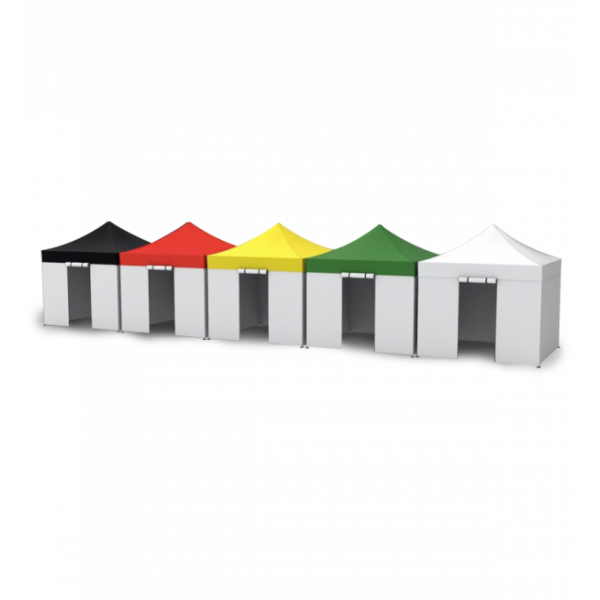 Heavy Duty Medical Tents – Color Coded