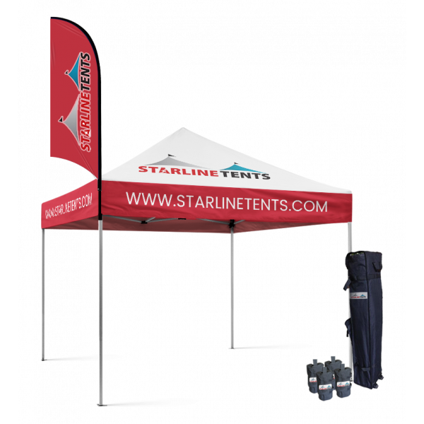 trade show tents with logo