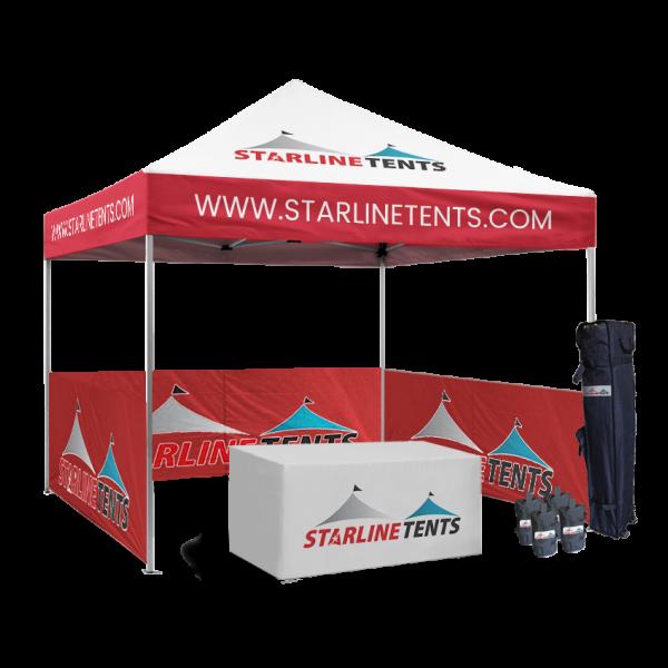 Custom Logo Trade Show Tents