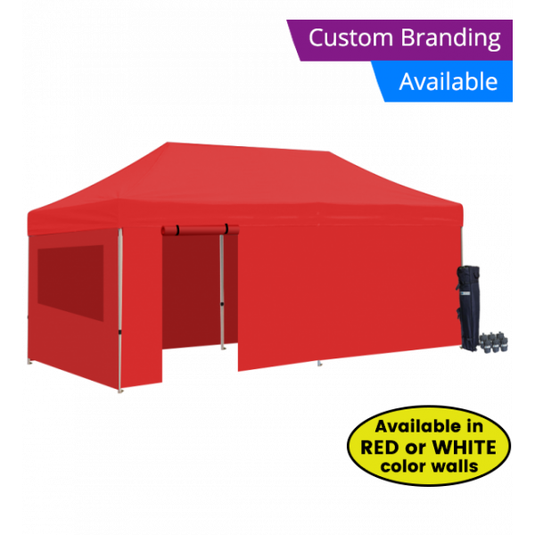 Medical Printed Canopy Tent