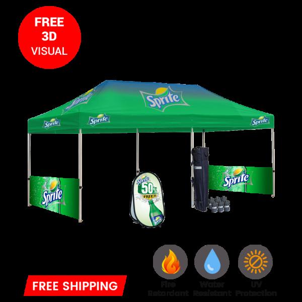 pop up tent companies