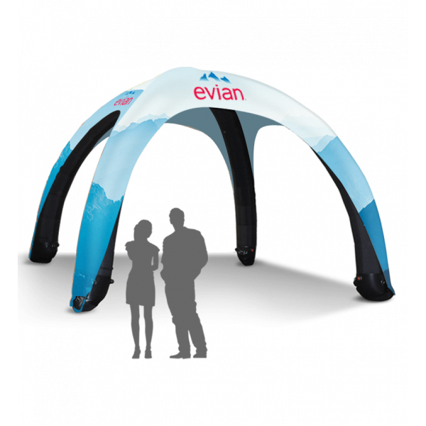 17ft X 17ft Inflatable tent