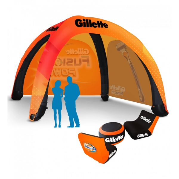 wholesale pop up inflatable tent