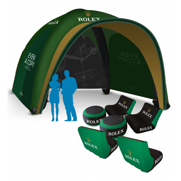 promotional inflatable tent