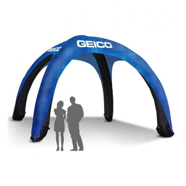 20ft X 20ft Inflatable tent