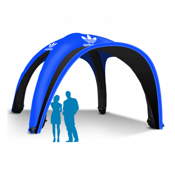 custom printed pop up inflatable tent