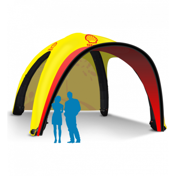 personalized pop up inflatable tent