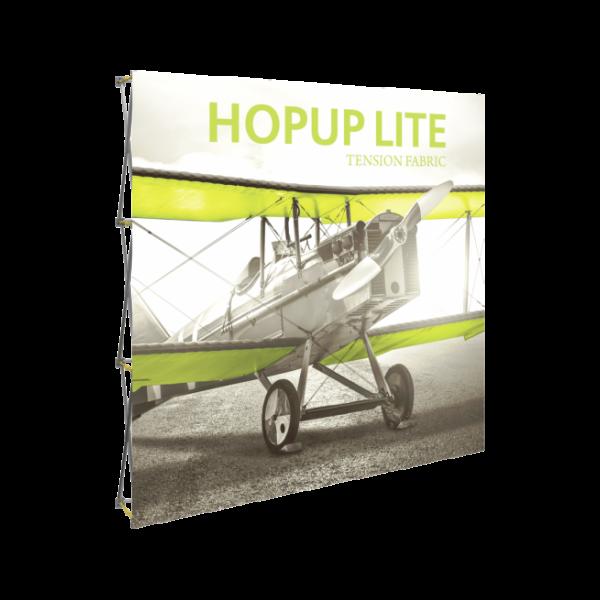 Hopup Lite 8ft Popup Display (Straight)