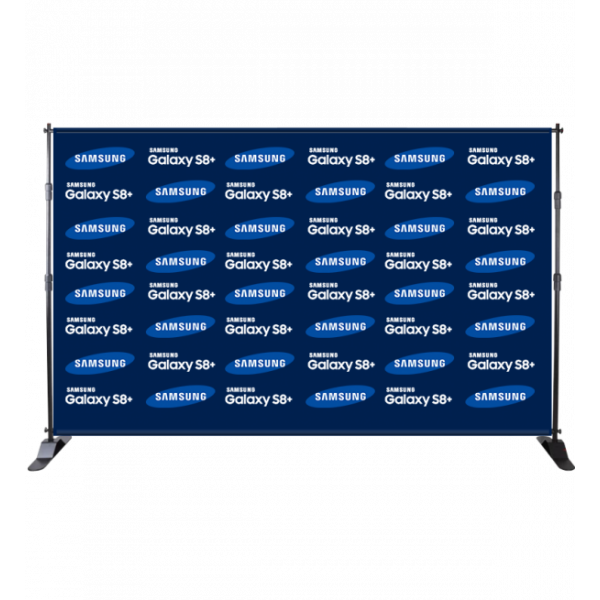 Step and Repeat Backdrop 10x8