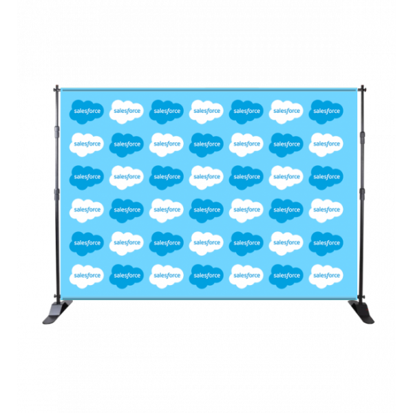 Step and Repeat Backdrop 9x8