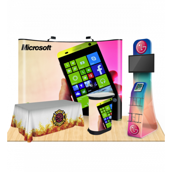 Trade Show Package - 12