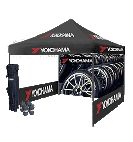 Custom Tents | Custom Printed Pop Up Tents & Booths | Starline Tents
